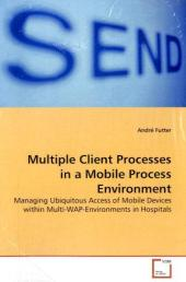 Multiple Client Processes in a Mobile Process Environment - André Futter
