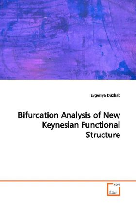 Bifurcation Analysis of New Keynesian Functional  Structure