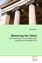Balancing the Ticket - Jon Boxleitner