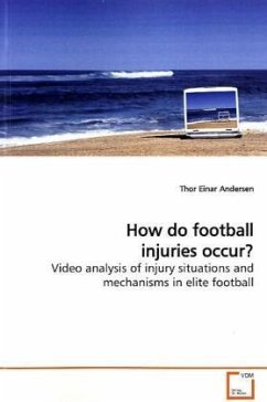 How do football injuries occur? - Andersen, Thor Einar