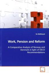 Work, Pension and Reform - Siv Midthassel