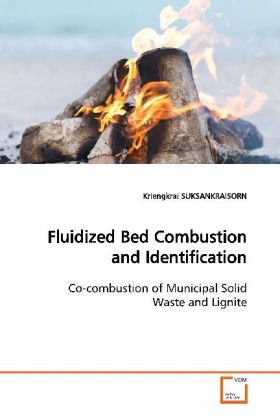 Fluidized Bed Combustion and Identification - Co-combustion of Municipal Solid Waste and Lignite - Suksankraisorn, Kriengkrai