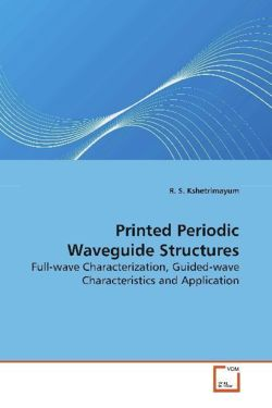 Printed Periodic Waveguide Structures