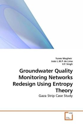 Groundwater Quality Monitoring Networks Redesign Using Entropy Theory - Gaza Strip Case Study - Mogheir, Yunes