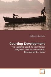 Courting Development - Modhurima DasGupta