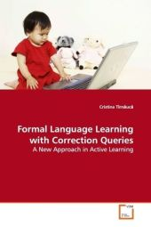Formal Language Learning with Correction Queries - Cristina Tîrn uc
