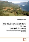 The Development of Rural Sector in Greek Economy