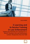 E Learning and In-Service Training in Law Enforcement