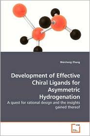 Development Of Effective Chiral Ligands For Asymmetric Hydrogenation - Weicheng Zhang