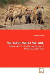 WE HAVE WHAT WE ARE - Andrea Pacella