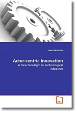 Actor-centric Innovation