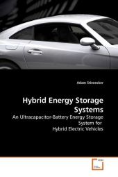 Hybrid Energy Storage Systems - Adam Stienecker