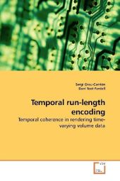 Temporal run-length encoding - Sergi Grau-Carrión