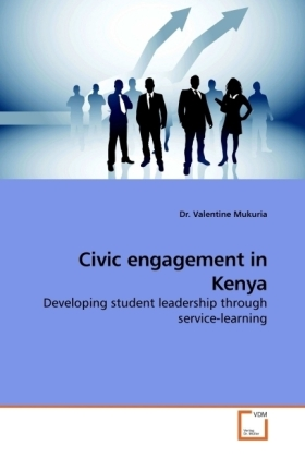 Civic engagement in Kenya - Developing student leadership through service-learning - Mukuria, Valentine