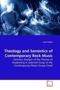 Galino, Irwin: Theology and Semiotics of Contemporary Rock Music