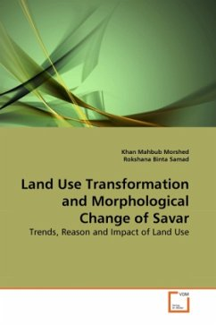 Land Use Transformation and Morphological Change of Savar - Morshed, Khan Mahbub Binta Samad, Rokshana