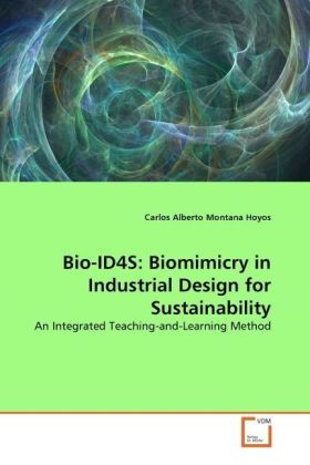 Bio-ID4S: Biomimicry in Industrial Design for Sustainability - An Integrated Teaching-and-Learning Method - Montana Hoyos, Carlos Alberto