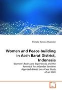 Women and Peace-building in Aceh Barat District, Indonesia
