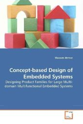 Concept-based Design of Embedded Systems - Waseem Ahmed