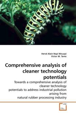 Comprehensive analysis of cleaner technology potentials