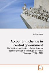 Accounting change in central government - Delfina Gomes
