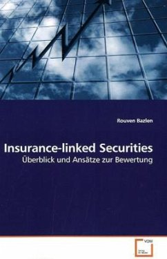 Insurance-linked Securities - Bazlen, Rouven