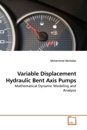Variable Displacement Hydraulic Bent Axis Pumps - Mohammad Abuhaiba