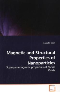 Magnetic and Structural Properties of Nanoparticles