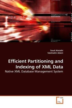 Efficient Partitioning and Indexing of XML Data - Native XML Database Management System - Alotaibi, Saud / Adam, Salahadin
