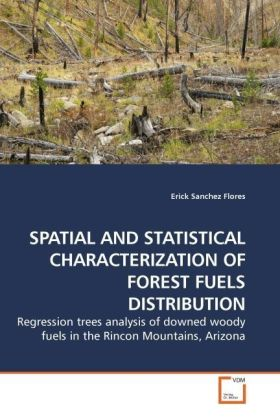 SPATIAL AND STATISTICAL CHARACTERIZATION OF FOREST FUELS DISTRIBUTION - Regression trees analysis of downed woody fuels in the Rincon Mountains, Arizona - Sanchez Flores, Erick