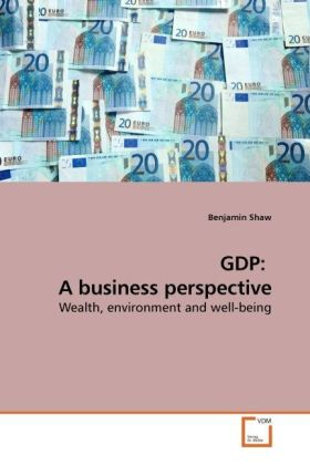 GDP: A business perspective - Wealth, environment and well-being
