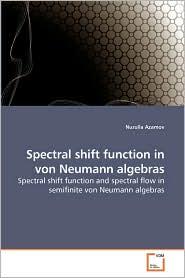 Spectral Shift Function In Von Neumann Algebras