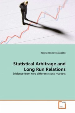 Statistical Arbitrage and Long Run Relations - Sfakianakis, Konstantinos
