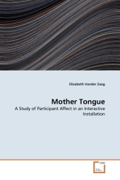 Mother Tongue - Elizabeth Vander Zaag