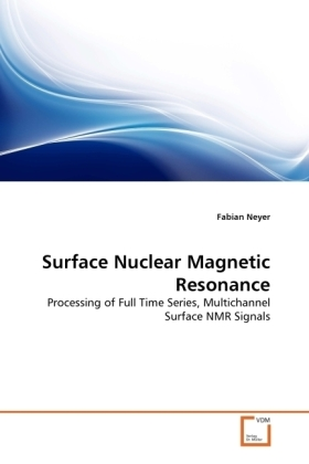 Surface Nuclear Magnetic Resonance - Processing of Full Time Series, Multichannel Surface NMR Signals - Neyer, Fabian