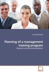 Planning of a management training program - Laura Suominen