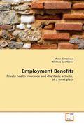 Kimasheva Maria;czertkowa, wiktoria: Employment Benefits