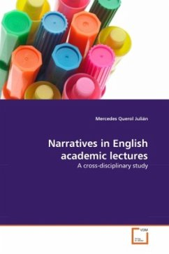 Narratives in English academic lectures - Querol Julián, Mercedes