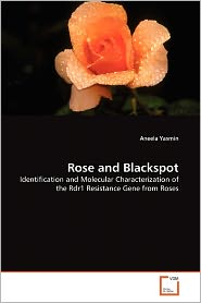 Rose And Blackspot - Aneela Yasmin