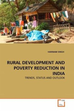 RURAL DEVELOPMENT AND POVERTY REDUCTION IN INDIA - SINGH, HARINAM