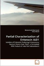 Partial Characterization Of Enterocin Aj01