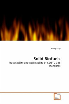 Solid Biofuels - Gay, Hardy