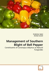 Management of Southern Blight of Bell Pepper - Drakshan Iqbal
