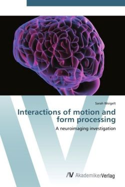 Interactions of motion and form processing