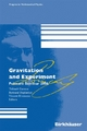 Gravitation and Experiment