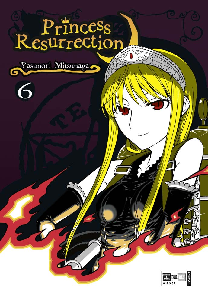 Princess Resurrection 06 - Yasunori Mitsunaga