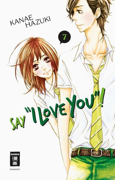 Say 'I love you'! 07