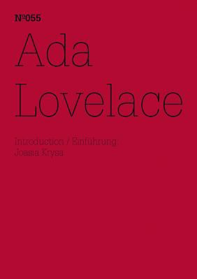 Ada Lovelace : 100 Notes, 100 Thoughts: Documenta Series 055 - Lovelace, Ada