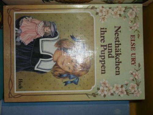 Nesthäkchen und ihre Puppem eine Geschichte für kleine Mädchen von   Else Ury - Ury, Else