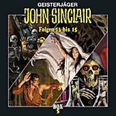 John Sinclair: Box 5 Folge 13-15